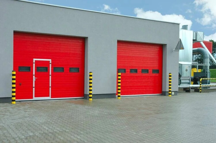Industrial sectional doors ProTrend