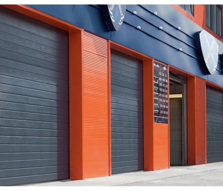 Industrial sectional doors ProTrend ProPlus