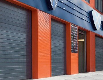 Industrial sectional doors ProTrend ProPlus